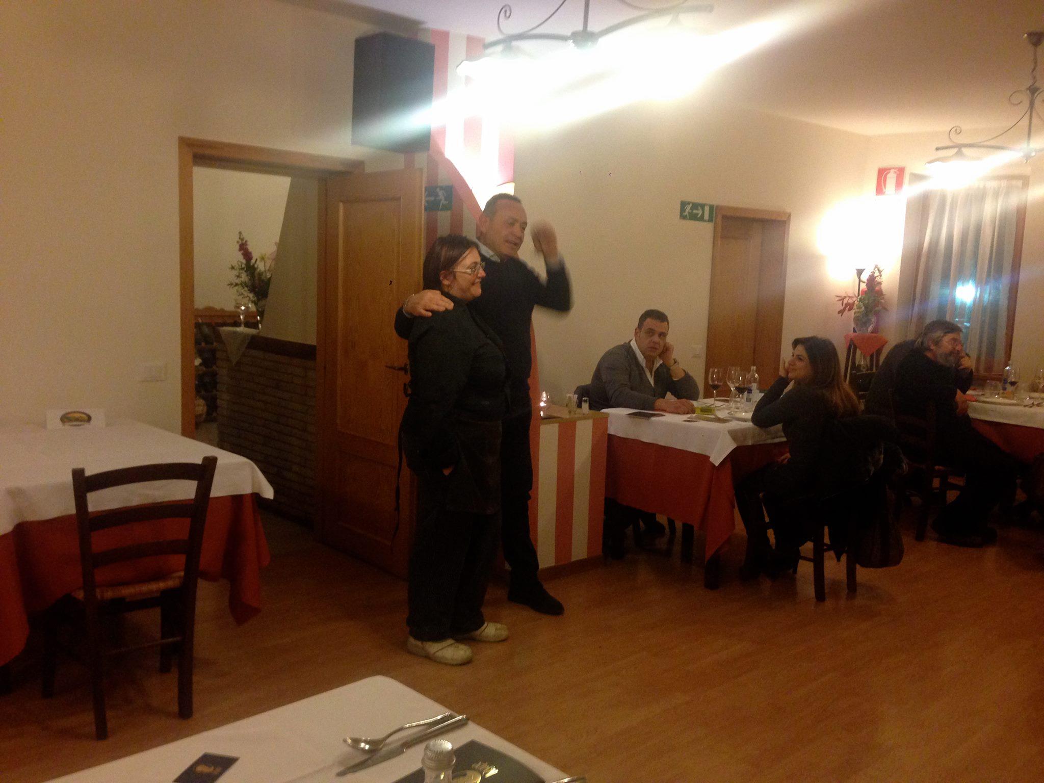 Il buon Montefeltro a tavola - 11 marzo 2016